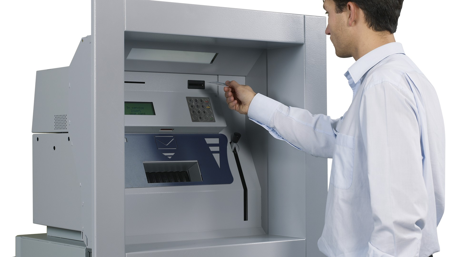 SafebagDFX-smart. sealbag deposit systems bank