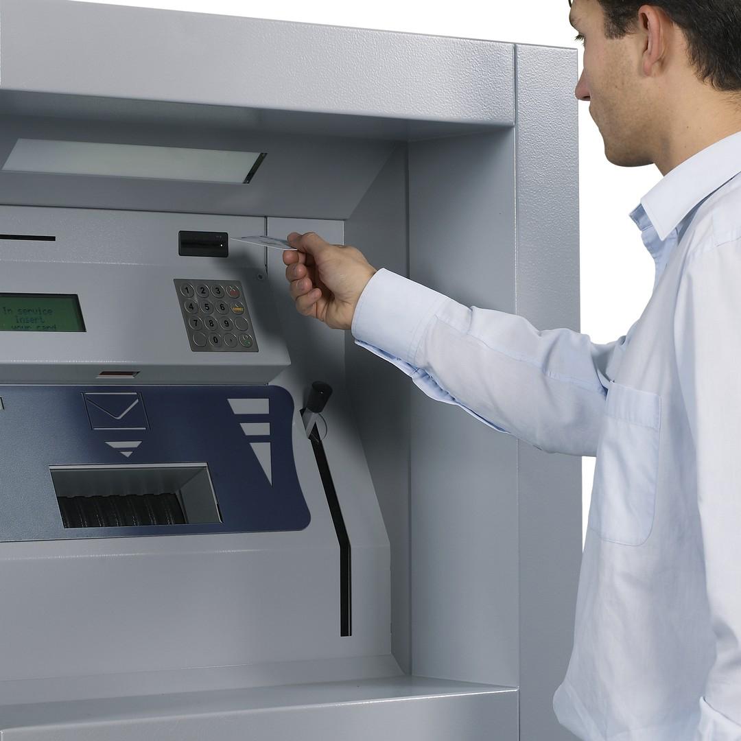 Bargeldabwicklung für Privatbanken
