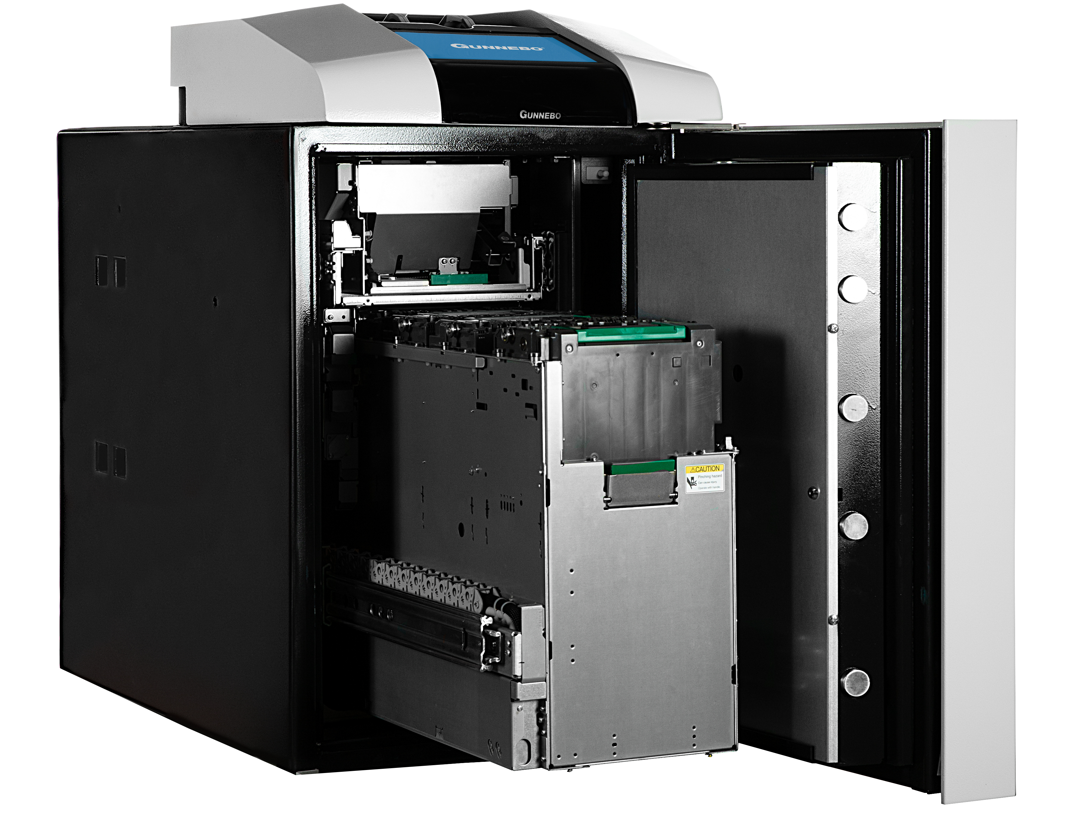 SafeRecycling R8_TCR. teller cash recycling bank