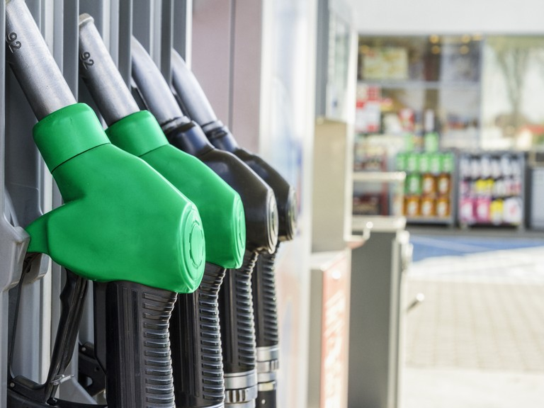 cash handling in petrol stations