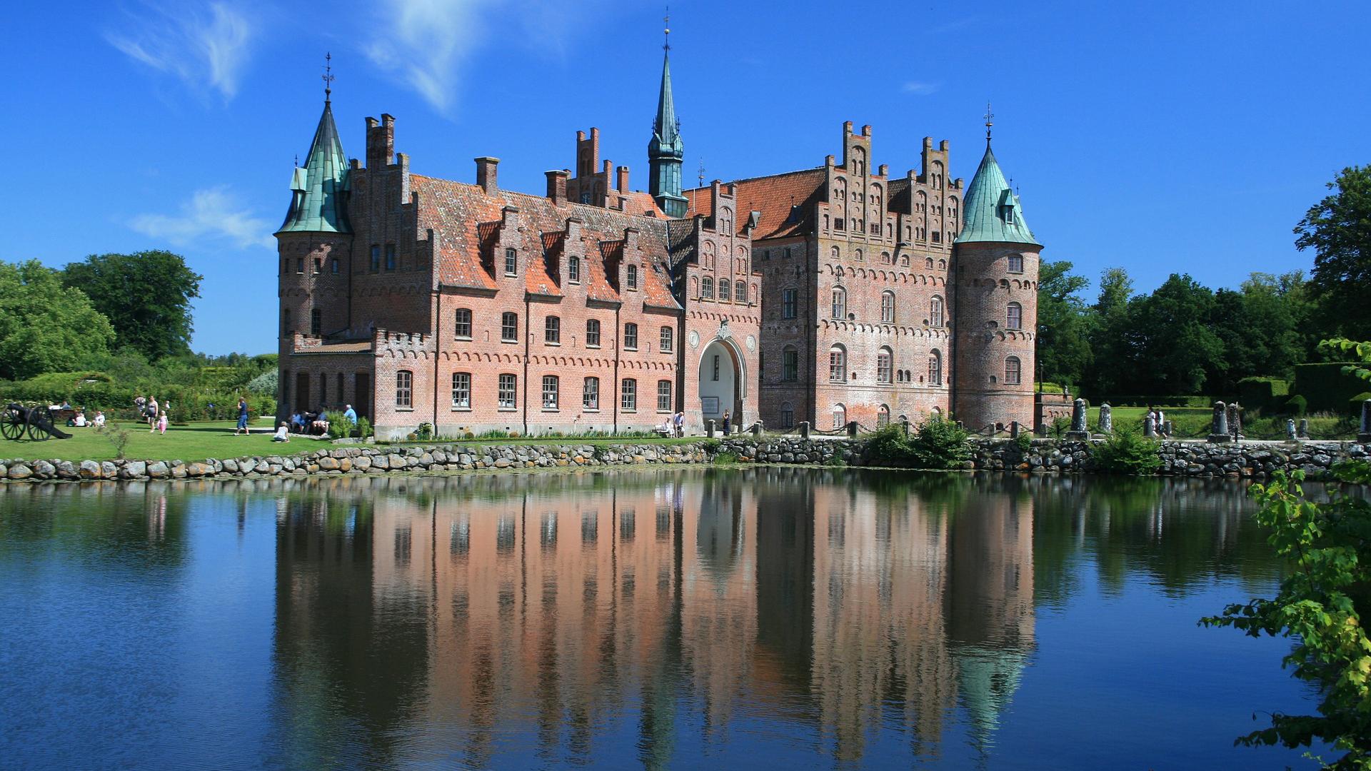 Castello di Egeskov, Danimarca