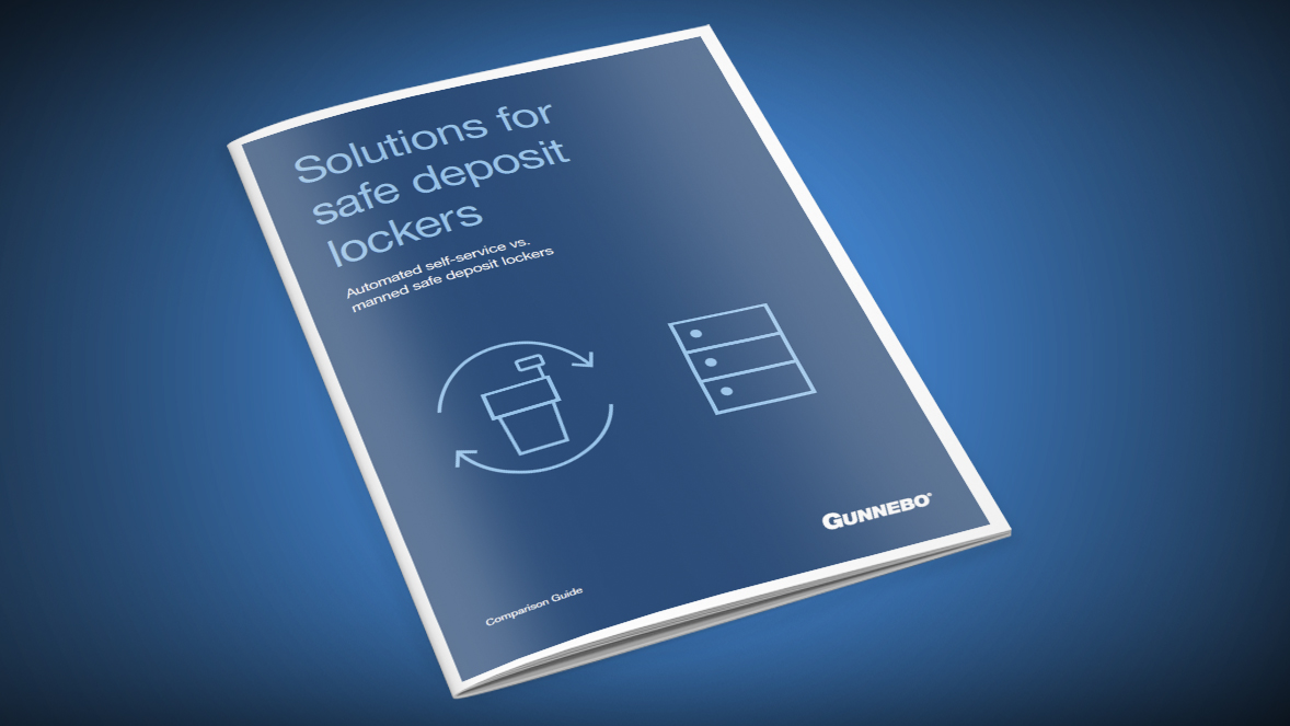 Comparison guide - Solutions for safe deposit lockers