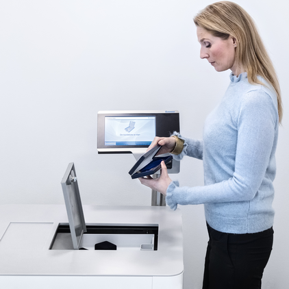 Automatiske kundeboksanlæg