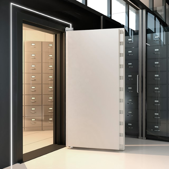 Vault Door Manufacturer | Strong Room Door Malaysia