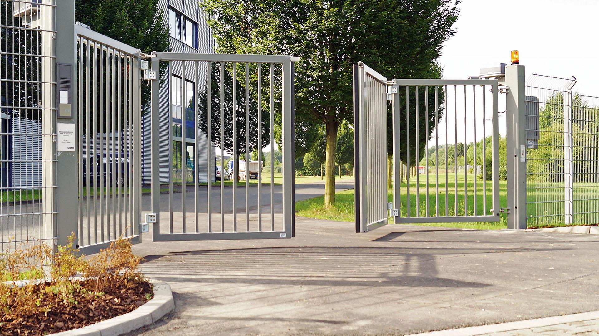 Puertas Rápidas Plegables