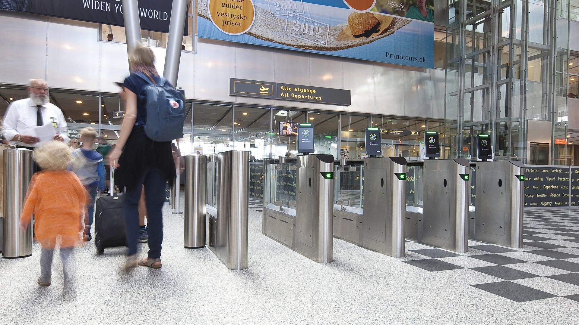 Kontrola dostępu na lotniskach