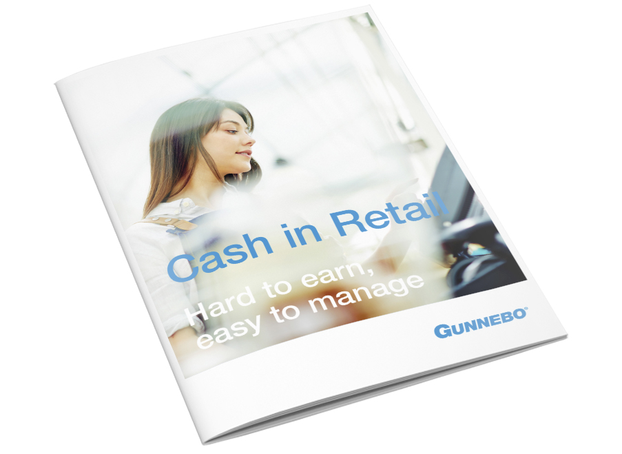 Retail brochure cash management