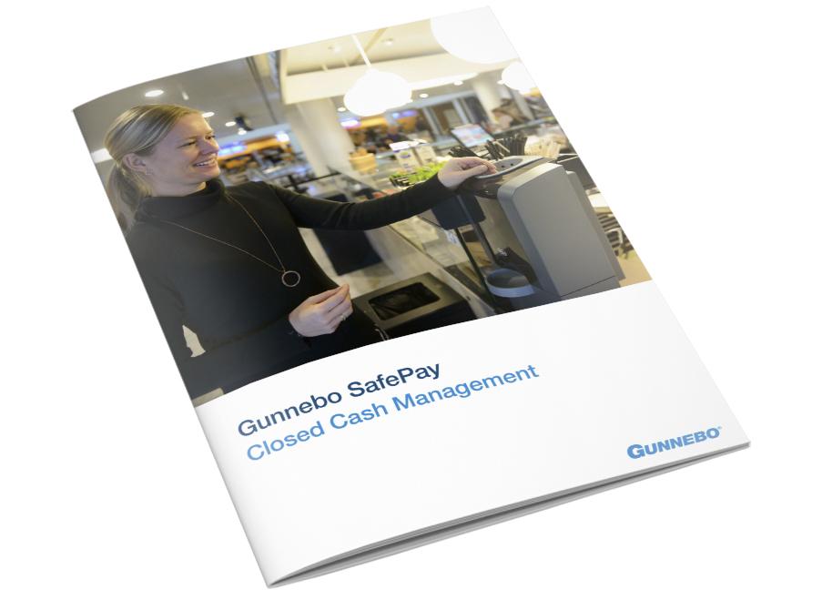 Closed cash management safepay brochure