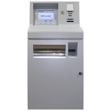 Coin roll dispenser - safecoin D710 F