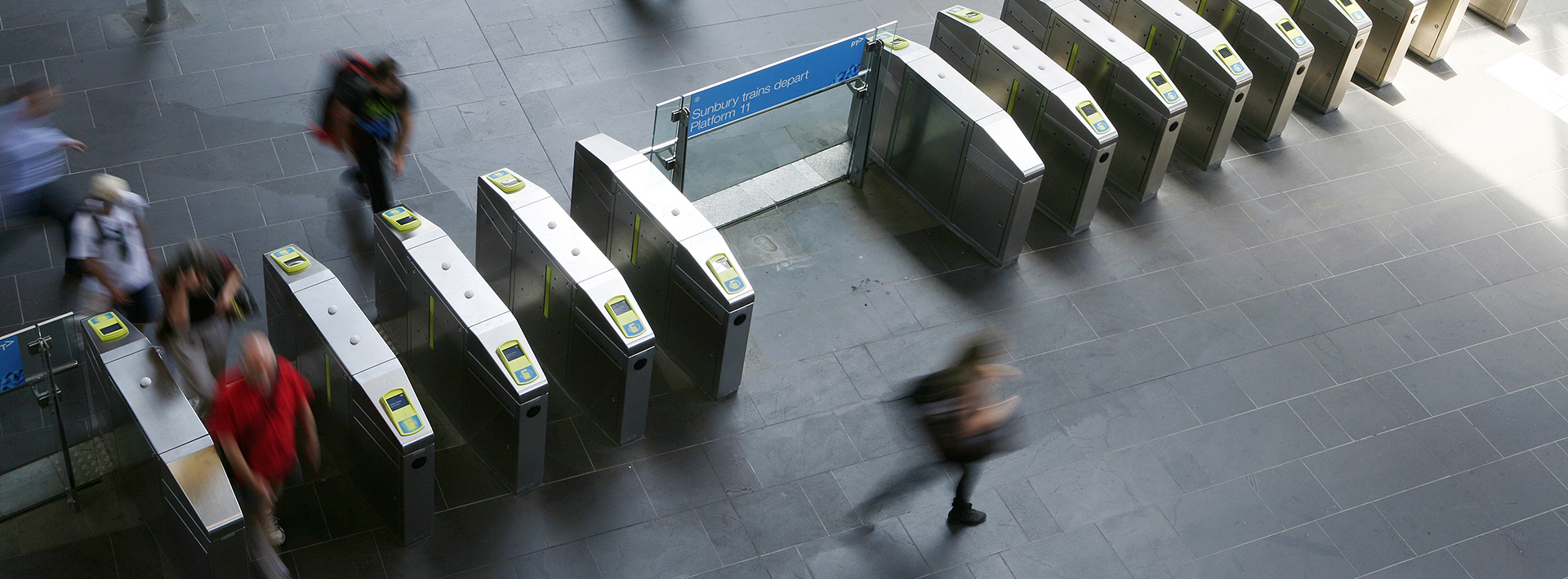 Metro Products - ticket gates and automated fare collection