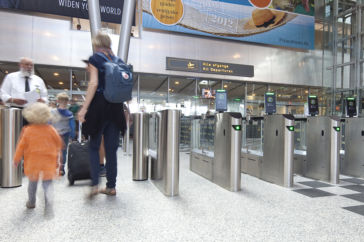 Airport Security Gates