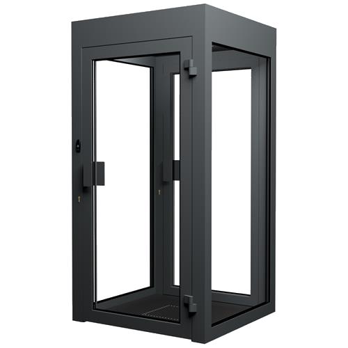 Sikkerhetssluser (Interlocking Doors)