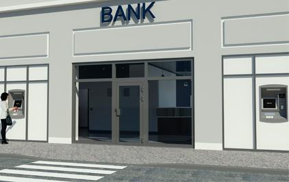 Rozwiązania kontroli dostępu dla banku