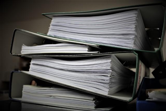 opbevaring af dokumenter gdpr